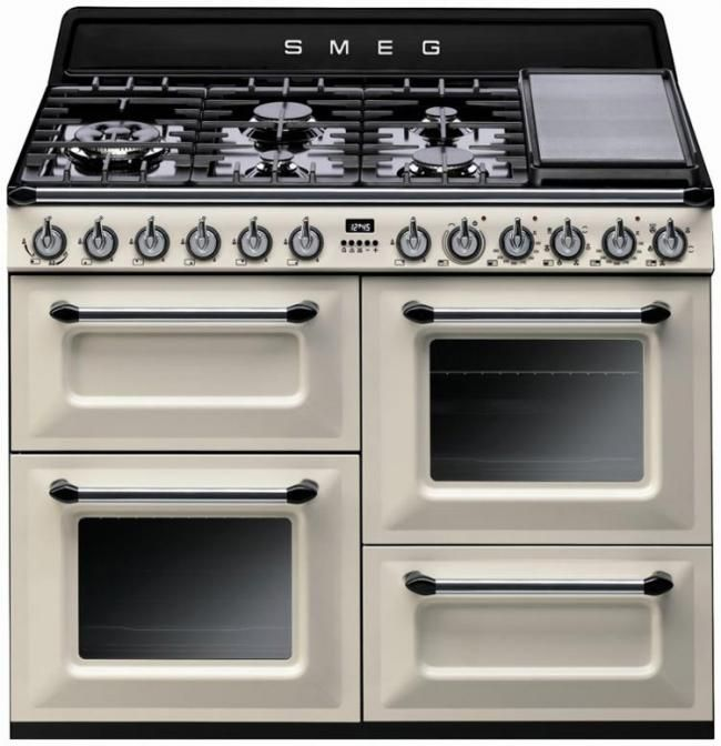Smeg Kitchen Design and Home