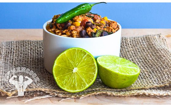 Spicy Turkey Chili | Healthy Foods, mostly.. | Pinterest