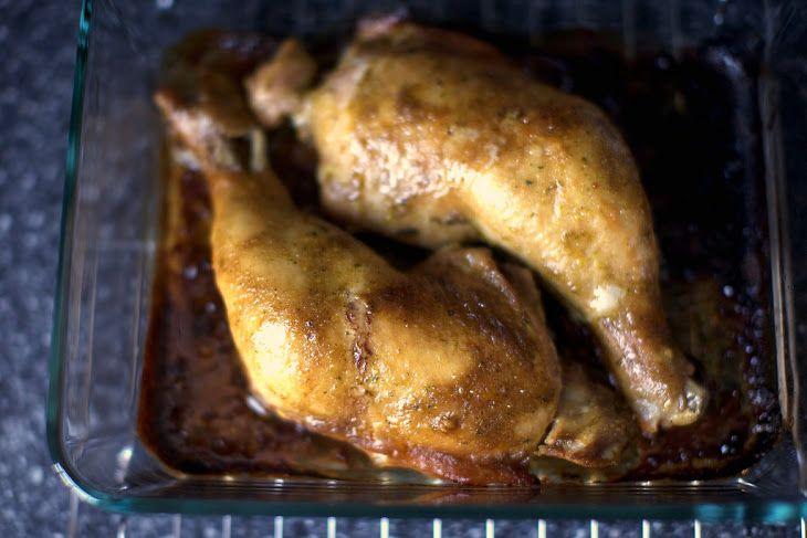 Thai-Style Chicken Legs III Recipe | FOOD! | Pinterest