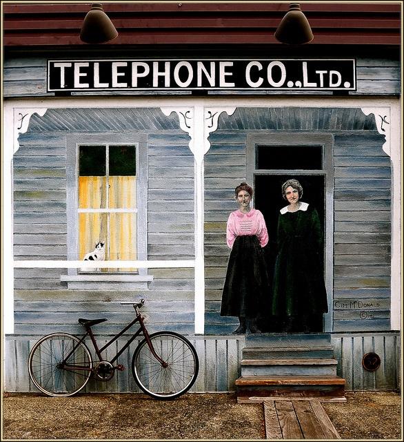Telephone Bike