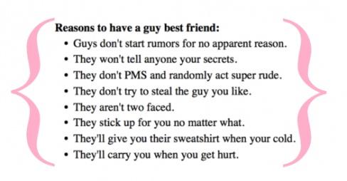 Best [guy] friends