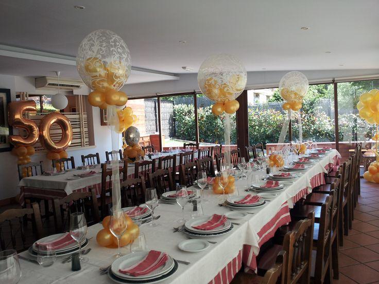 Decoracion Bodas De Oro ~ Bodas de Oro  bodas oro  Pinterest
