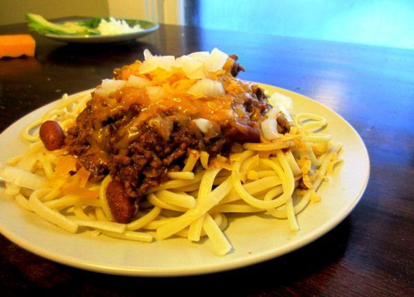 Cincinnati chili! | food + recipes | Pinterest
