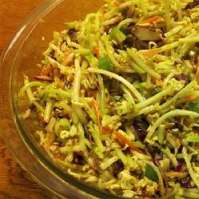 Chinese Broccoli Slaw | Food | Pinterest