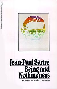 Jean Paul Satre - Being and Nothingness