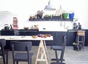 ... keukenkastjes verven http://www.woonstijl.nl/nieuws/keukenkastjes