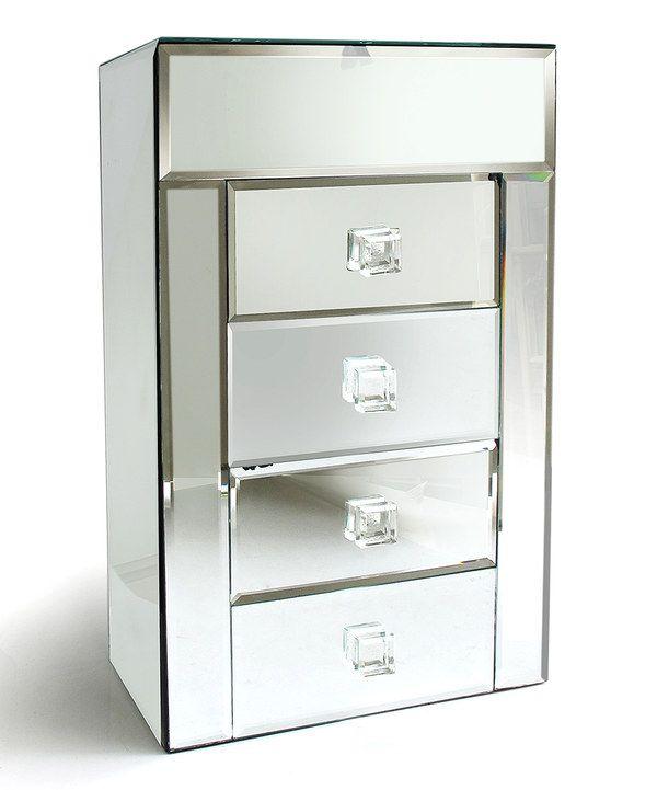 Mirror jewelry box for Mirror jewelry box