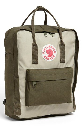 Fjällräven 'Kånken' Backpack available at #Nordstrom