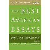 Best essays of 2007