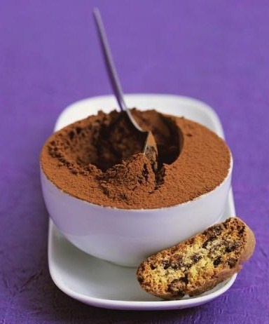 Cardamom chocolate mousse | Yum with coffee | Pinterest