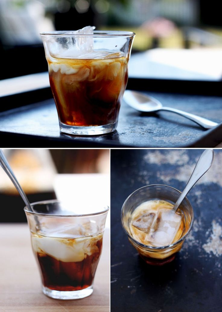 Cold Brewed Iced Coffee | Libations | Pinterest