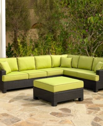 Commacys Outdoor Furniture : ... Furniture Seating Sets & Pieces - Patio Seating - furniture - Macys
