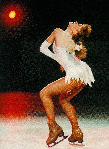 Gold medalist skater nude