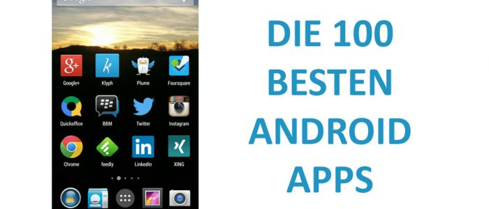 besten email apps fuer android