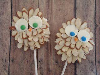 Whoo Wants a Granola Owl Pop? (via thechickncoop.blogspot.com)