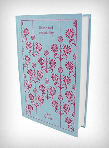 *Wish List*  Fabric Bound Classic Novel: Sense and Sensibility by Jane Austen