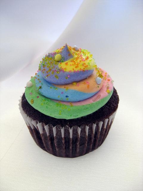 Unicorn poop cupcake   Gwen's bday   Pinterest Unicorn Poop Cupcakes