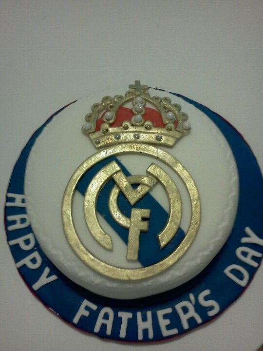 Real Madrid Birthday Cake Ideas and Designs
