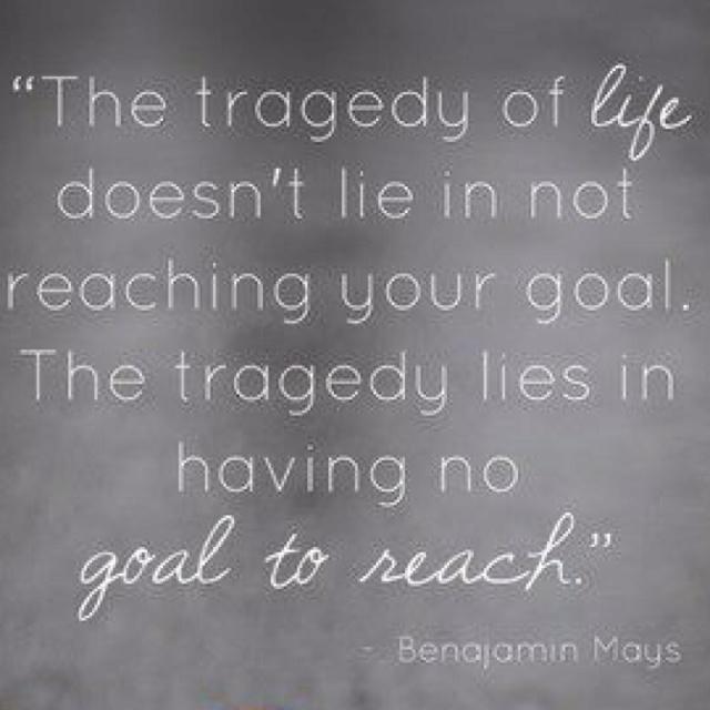 Goal to Reach