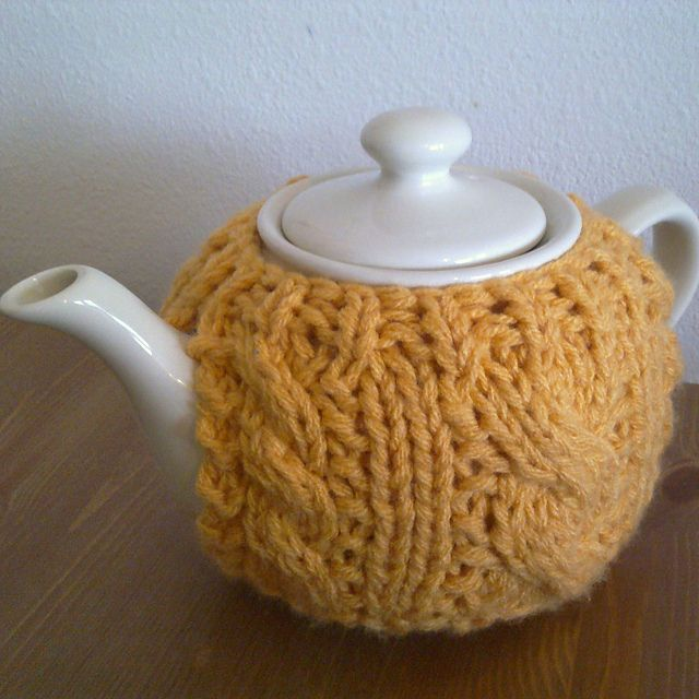 Traditional Tea Cosy Knitting Pattern : Pin by Mary Pearce on Tea Cozies for an Unknown Tea Pot Pinterest