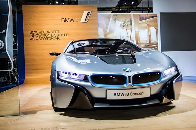 2014 bmw i8 concept exterior walkaround 2013 toronto auto show html autos weblog