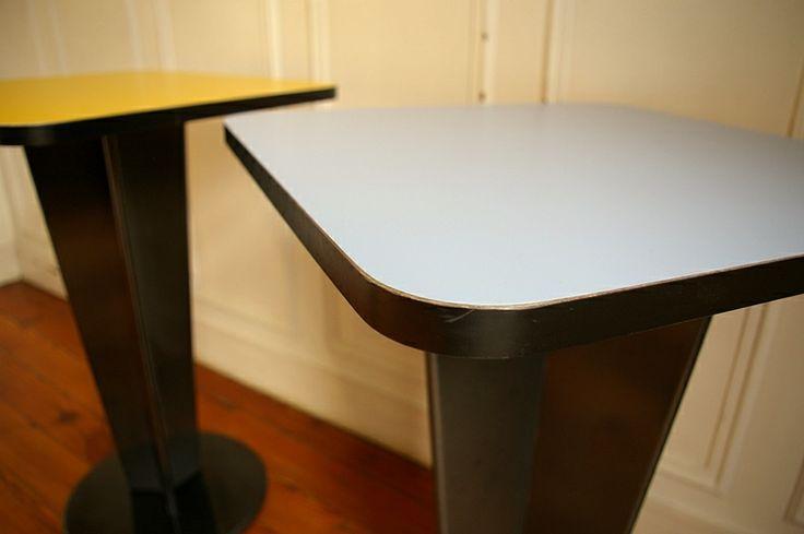 ... formica table de bistrot..jpg  Objet déco & mobilier  Pint