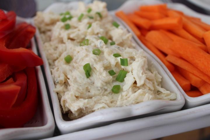 caramelized onion dip | sustenance | Pinterest