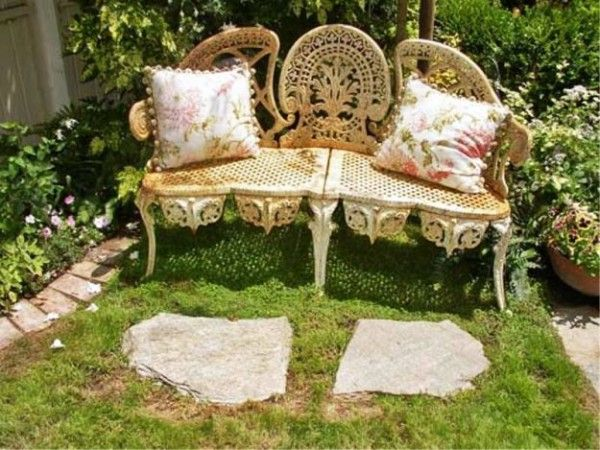 cozy garden sitting area design ideas deco pinterest