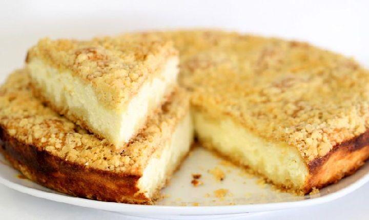 Королевская ватрушка пирог рецепт с