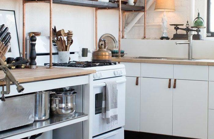Inspireras av andras kök – 11 ikeakök ur verkliga livet - Sköna ...