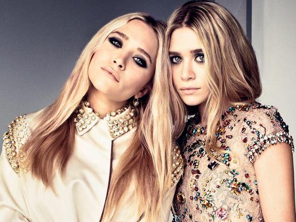 sweet Olsen twins looks