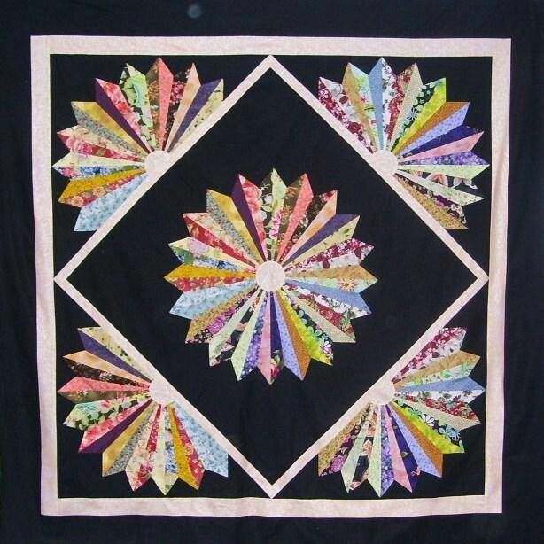 Quilt Patterns On Craftsy : Craftsy free pattern Quilt - Dresden Pinterest