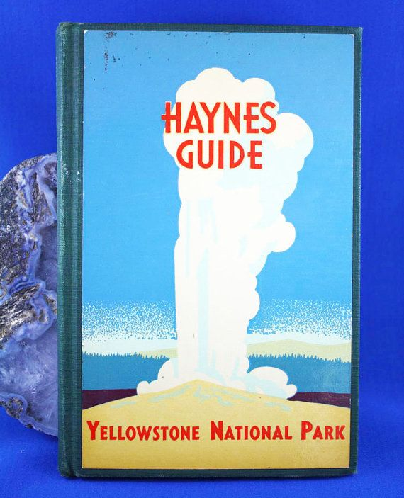 bookshop guides national parks