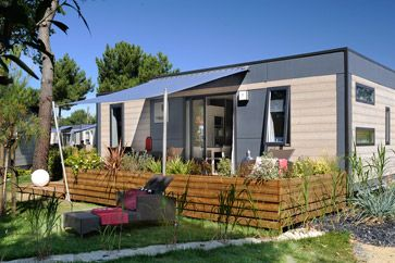 Glamping Luxe VIP Cottage - camping Le Fief - Loire-Atlantique - St...