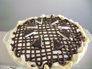 Peppermint Patty Pie | Favorite Recipes | Pinterest