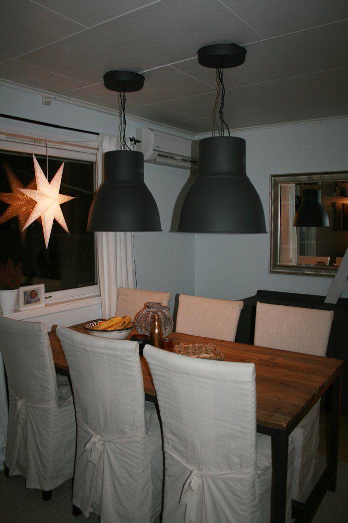 Ikea hektar lampe dining room pinterest - Lampe de cuisine ikea ...