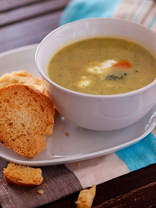Krem juha od brokule