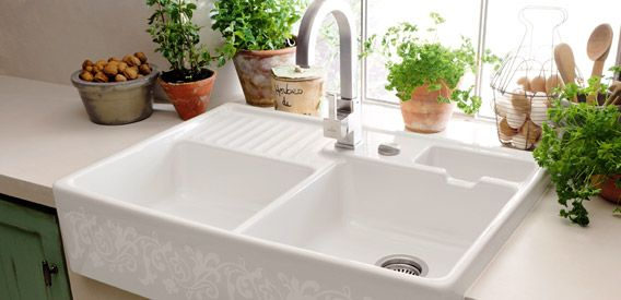 villeroy boch double sink wohnraumausstattung pinterest. Black Bedroom Furniture Sets. Home Design Ideas
