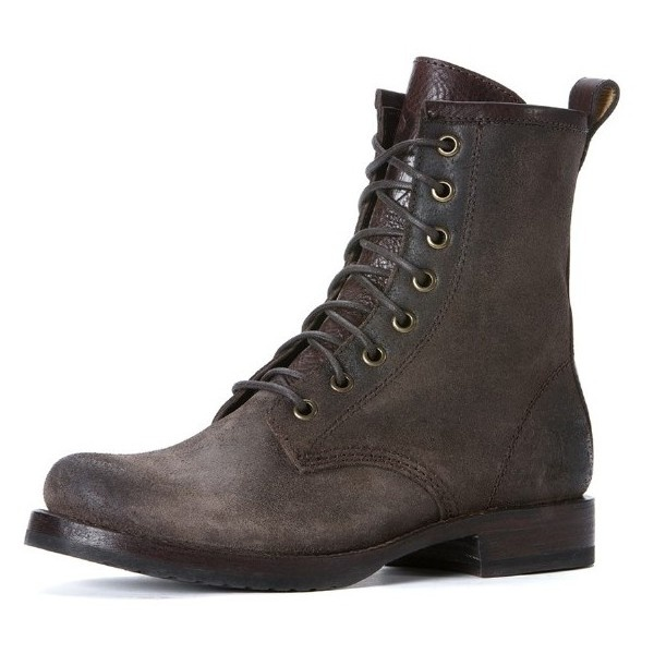 Frye Veronica Combat Boot. One word... WANT
