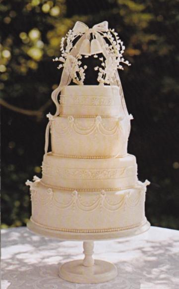 Martha Stewart Wedding Cake Fun Party Ideas Pinterest