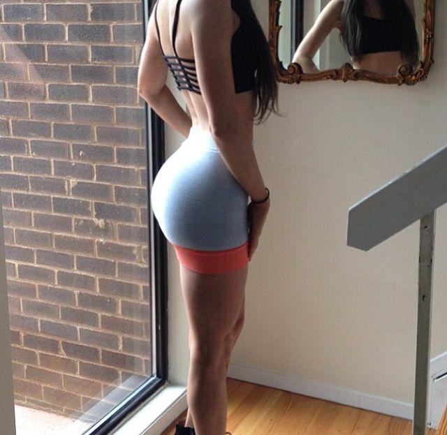 Teen girls with ass