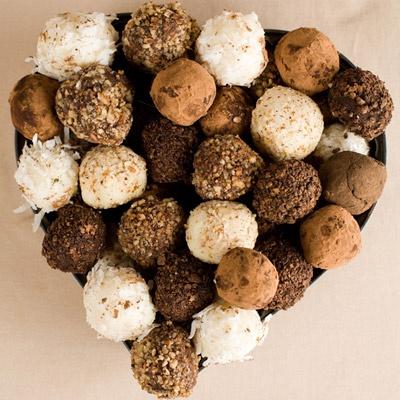 Homemade Truffles | Yummmm