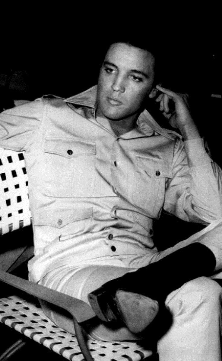 Elvis Presley - Indescribably Blue
