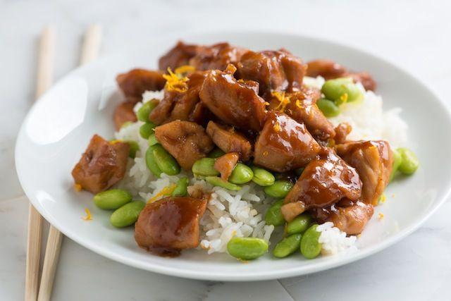 Orange Honey Teriyaki Chicken Recipe | Food/Recipes | Pinterest