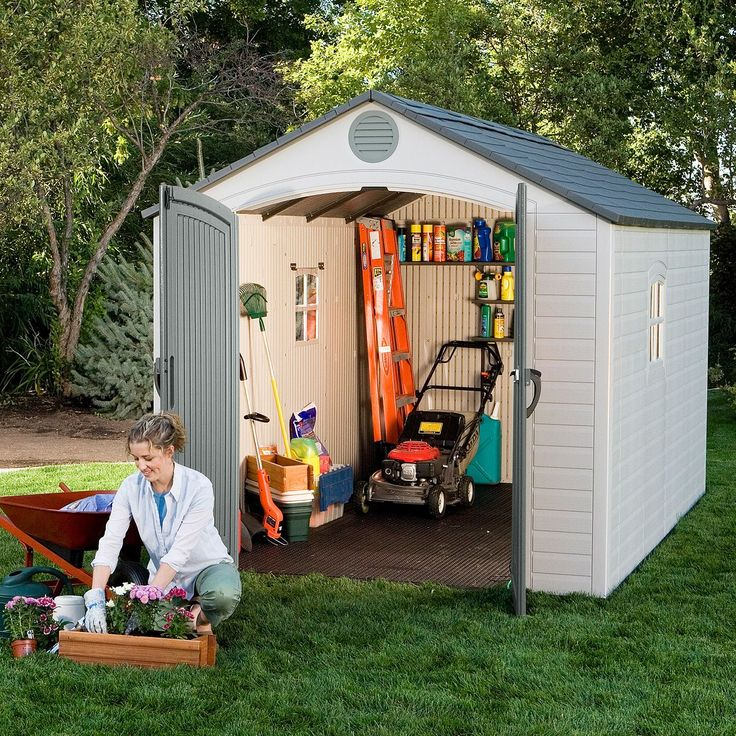 Wonderful Outdoor Storage Sheds