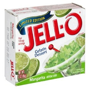 Margarita flavored Jello | Kick Ass Stuff | Pinterest