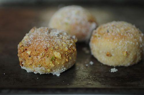 Cardamom Doughnuts- For Thanksgiving Dessert?