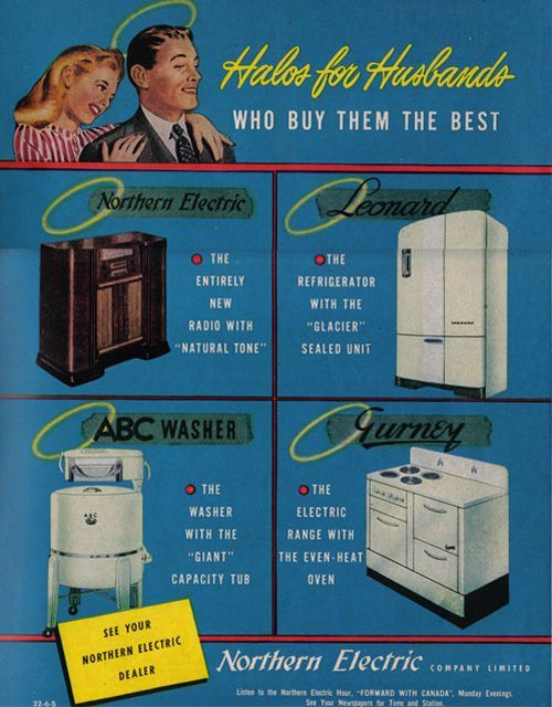 Pin by universal appliance and kitchen center on retro vintage applia