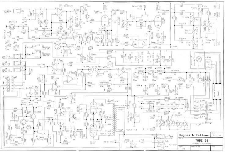 hughes kettner triamp schematic