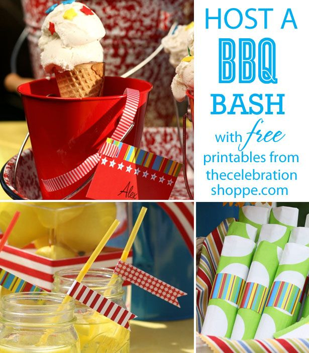 michael kor handbags for cheap host a BBQ bash with free printables